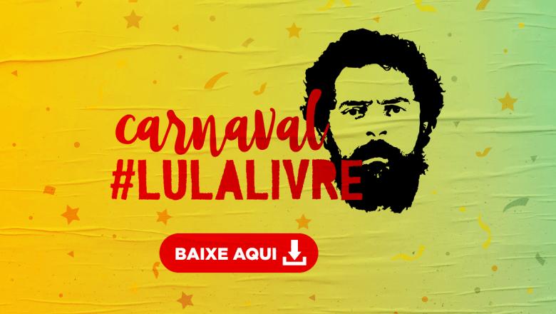 Carnaval Lula Livre