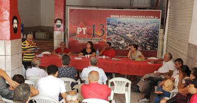 Debate sobre Previdência no DZ Guaianazes em 11/03