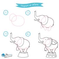 disegni da colorare i personaggi del circo