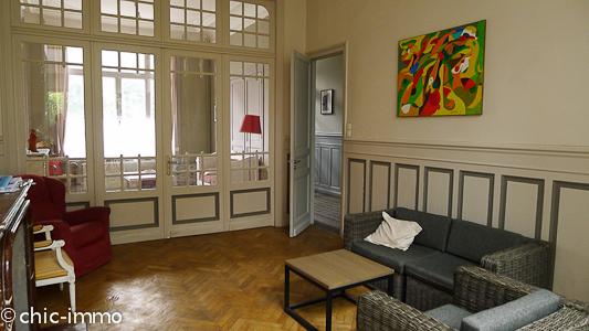 Lille Maison Bougeoise M Hab Jardin Garage L