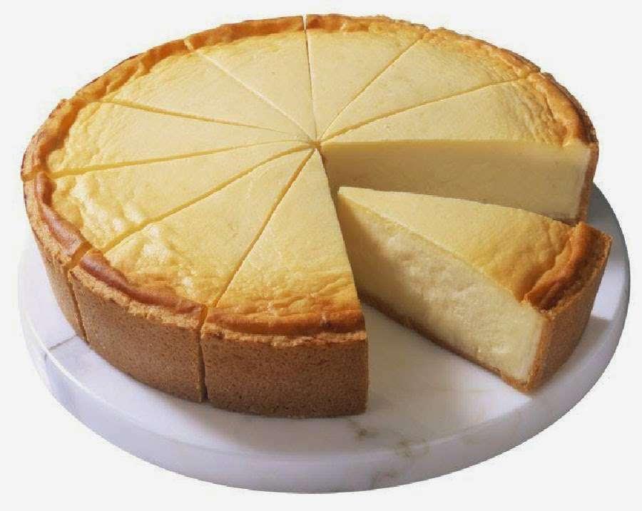 Tarta de queso alemana Receta Petitchef