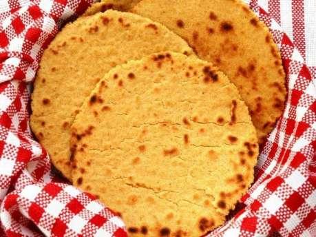 Tortillas de maíz y sus chips, Receta Petitchef