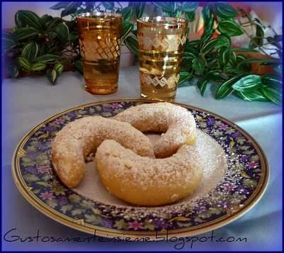 Corna di gazzella e la magia del marocco Ricetta Petitchef