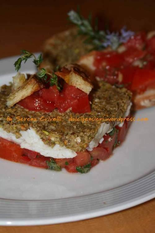 La mia ricetta da mattia poggi su alice canale 416sky Ricetta Petitchef