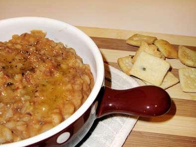 Risultati immagini per fagioli salsiccia farro