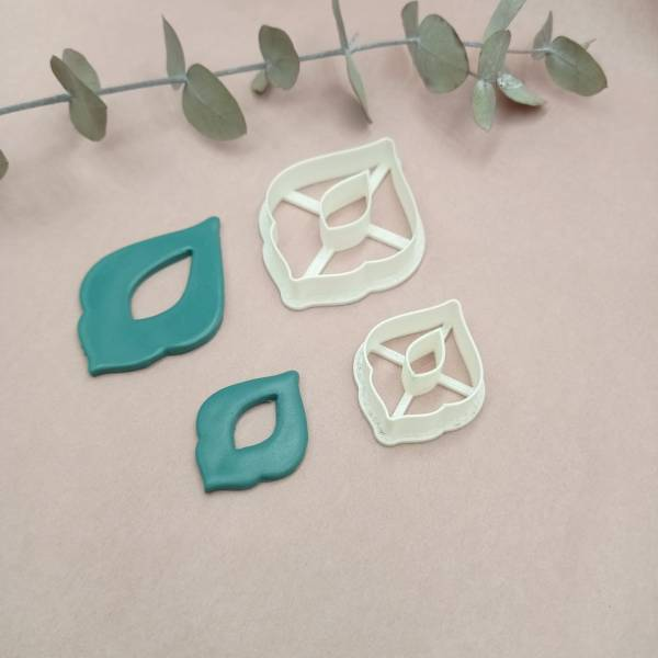 Polymer Clay Cutters | Polymer Clay Tools & Supplies | Handmade Jewellery | Moroccan 1