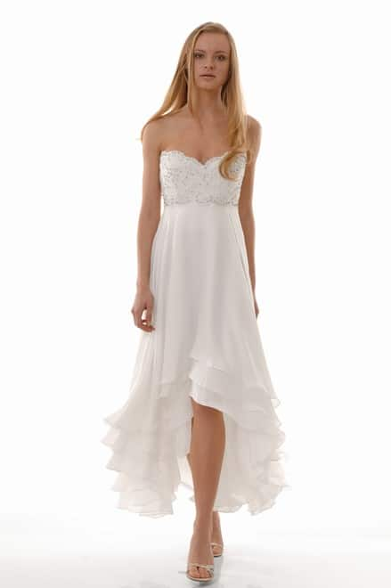 8 of the Prettiest Caribbean Beach Wedding Dresses - Petite Anse Hotel