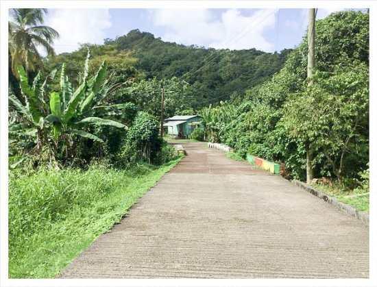 Grenada hiking David