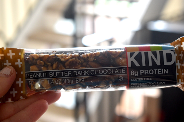 Kind Bar Peanut Butter Chocolate +Protein | Perfect protein-packed for on-the-go | PETITECHEFBLOG.COM