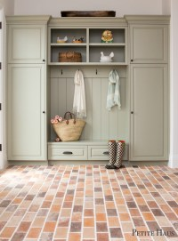 Farmhouse Mudroom Details - Petite Haus