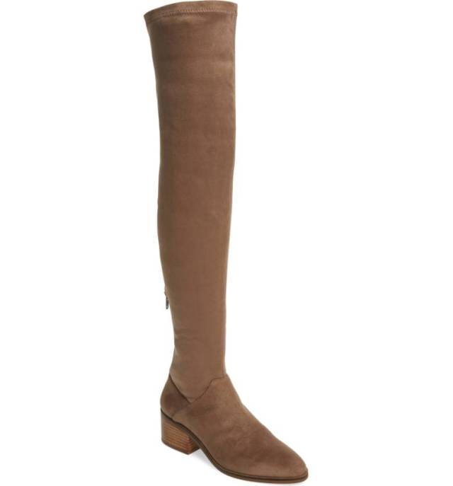 Gabbie Thigh High Boot