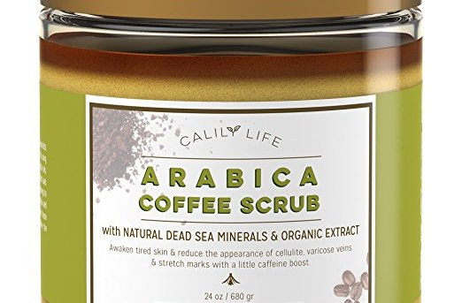Best gift....Coffee Scrubs!!