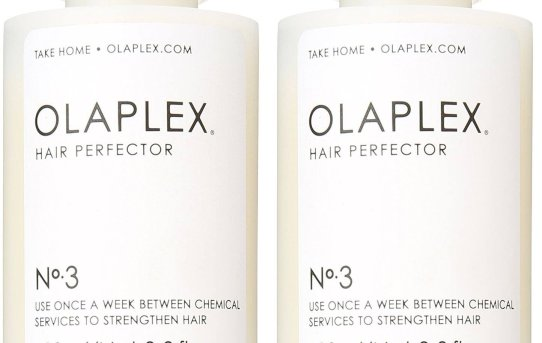 Super blond Hair - OLAPLEX 3