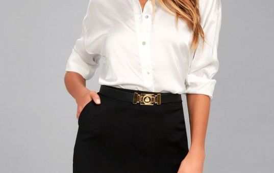 The Perfect skirt for work….Never Fails!