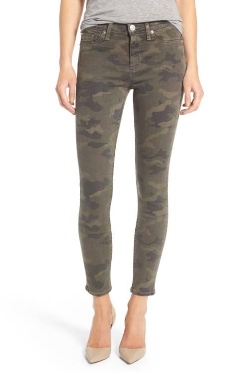 'Nico' Ankle Skinny Jeans HUDSON JEANS