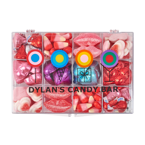 DYLAN'S CANDY BAR VALENTINE'S DAY 2018 TACKLE BOX
