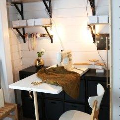 Space Saver Kitchen Table Lyfe Franchise Diy Fold Down Sewing - Petite Modern Life