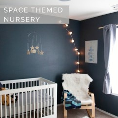 Rocking Chair For Nursery Shower Commode Space Themed Nursery! - Petite Modern Life