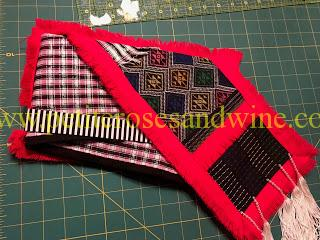 File_004 Just Finished Making Another Hmong Hat! DIY OUTFITS