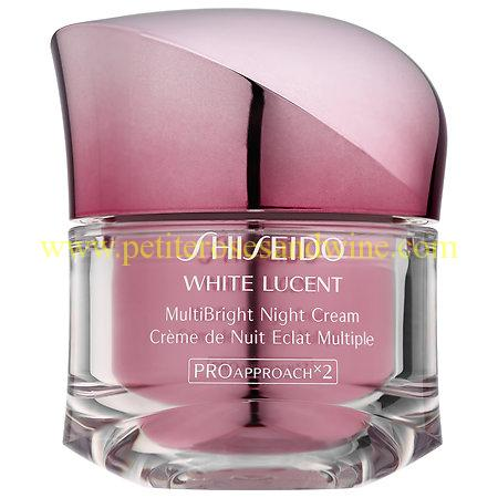 ShiseidoWhiteLucentMultiBrightNightCream-1 How I Layer my Skincare MAKEUP SKINCARE
