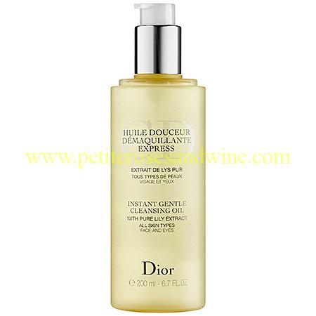 diorinstantgentlecleansingoil-1 How I Layer my Skincare MAKEUP SKINCARE