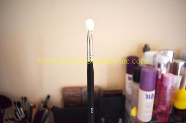 MikasaE320Closeup Mikasa Beauty Brushes:: Complete Eye Set & Lemon Drop Review MAKEUP