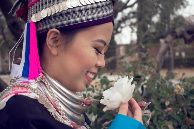 DSC_0623edit-1024x683 Hmong Outfit Series :: White Hmong Sayaboury Hmong Outfit Series OUTFITS
