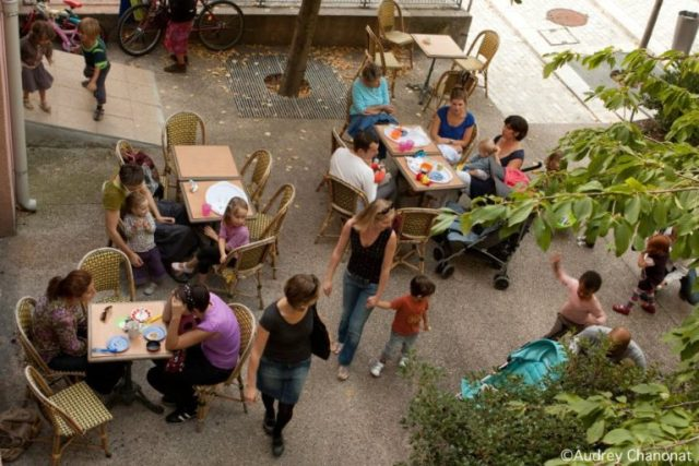 Ka'fête ô Mômes Restaurant Kid-Friendly à Lyon