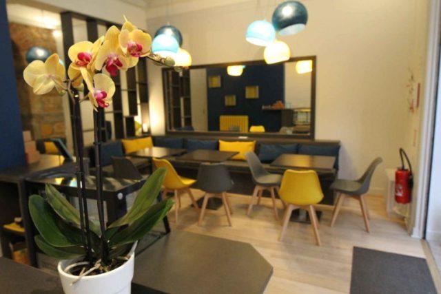 Le Tout Petit Café Lyon Restaurant Kid-Friendly à Lyon