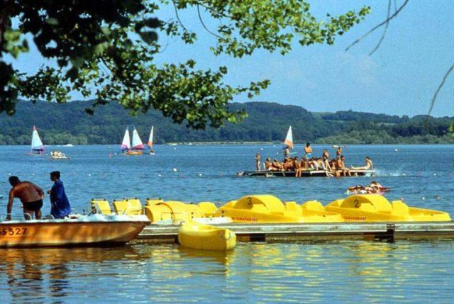 Vacances Août 2019 Pas Cher Lac de la Liez Langres