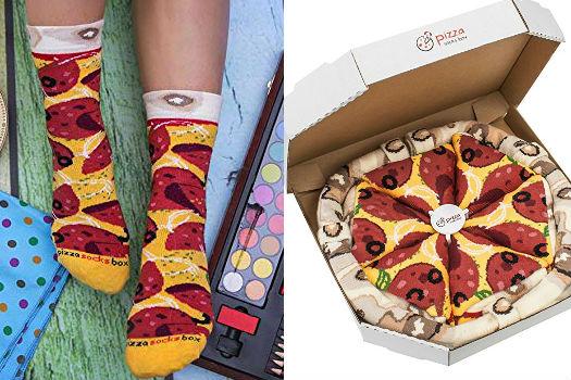 Chaussette de Noel 2018 Pizza