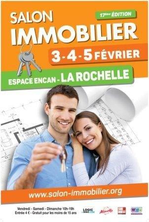 Salon Immobilier La Rochelle  La Rochelle 17000