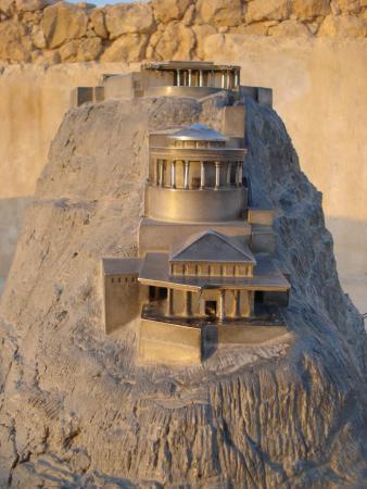 FORTRESS OF MASADA  Monuments  Masada