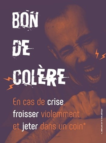 Colère famille