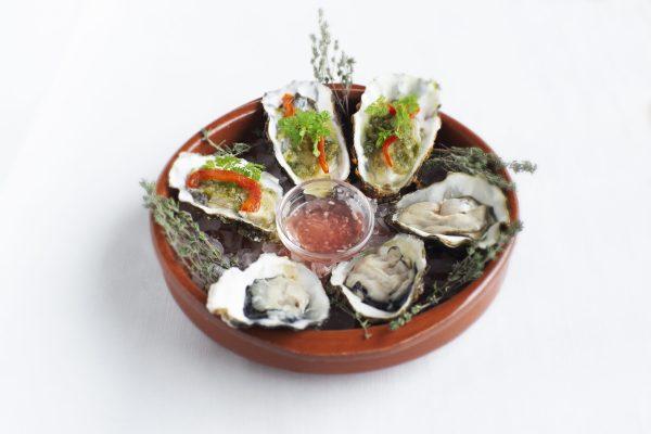 oesters, petit posse