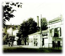 """1969 год. Цар Симеоновата баня, построена и открита през 1902 год. на ул. """"Граф Игнатиев"""" № 14 (по-късно баня """"Централна"""")"""