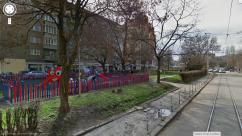 """детска площадка на ул. """"Краище"""" в съседство"""