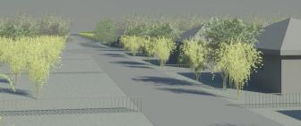 Улично озеленяване