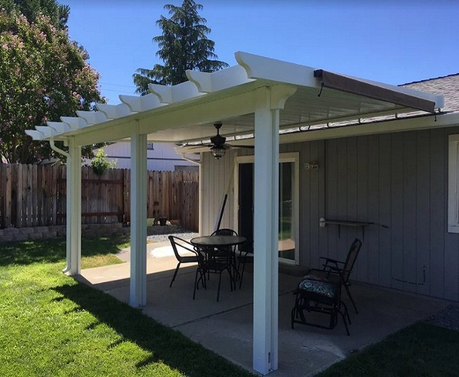 roof mount patio cover citrus heights ca