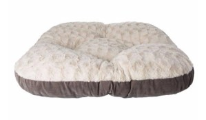 Top Paw Fashion Memory Foam Pillow Top Dog Bed