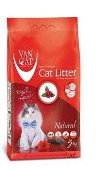 9ac637b7d734 Άμμος γάτας Van cat clasic 5kg