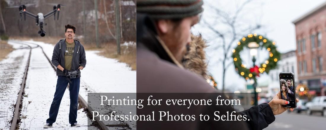 Printing for everyone