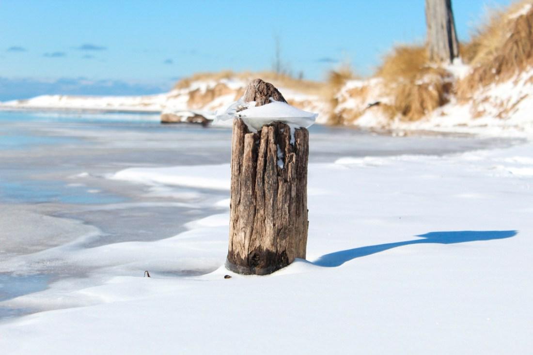 """Amber Kennert's """"Stuck In Winter"""""""