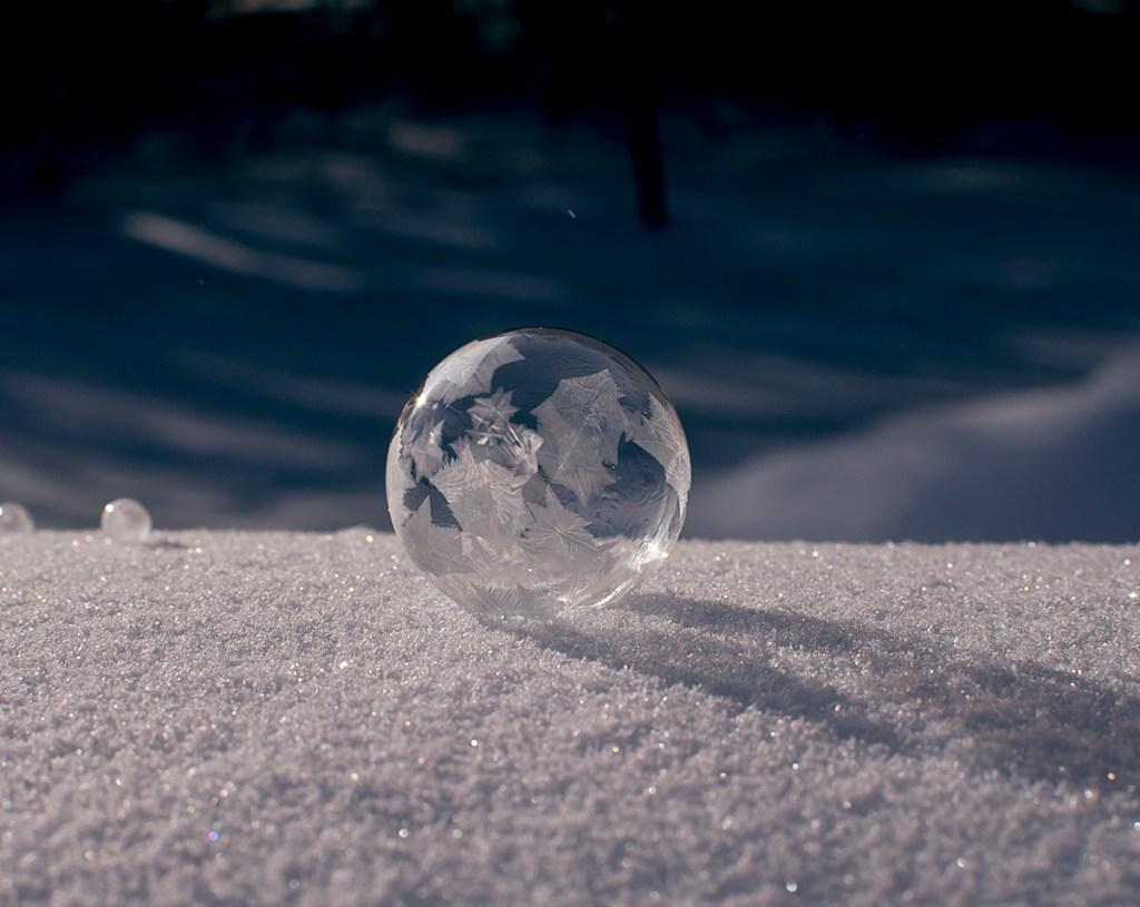 """Jasmine Ghastin's """"Frozen"""""""