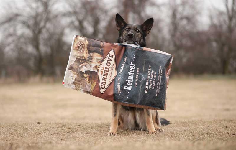 Carnilove száraztáp kutyáknak