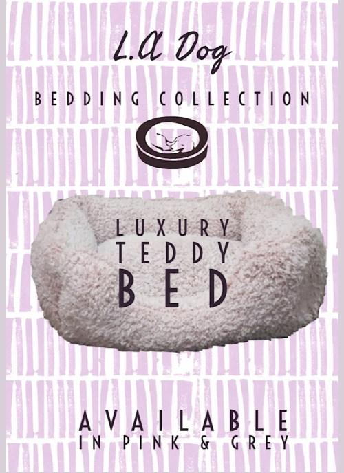 Teddy Dog Bed