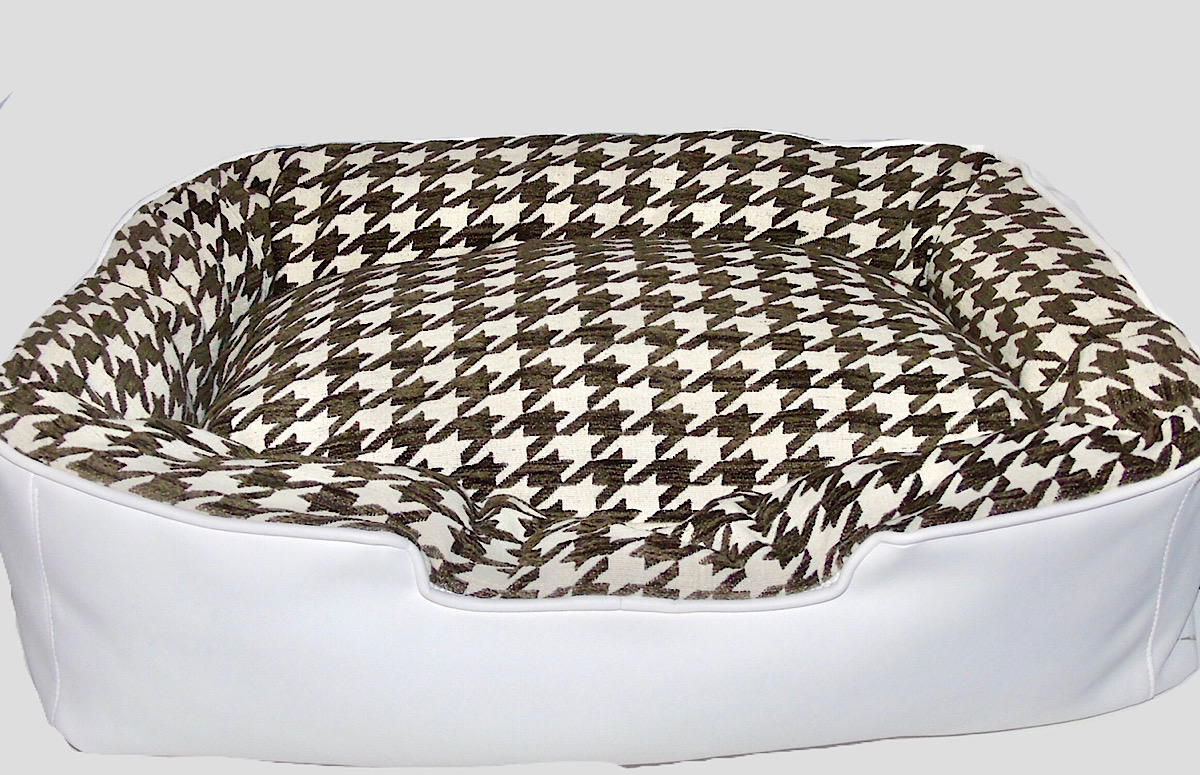 Chic Luxury Dog Bed