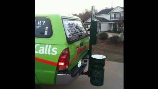 Professional Dog Poop Pick Up