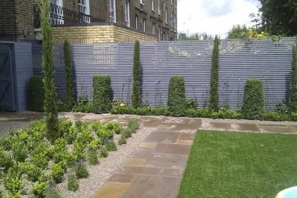 recinzione garden
