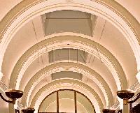 Ceiling Design-Decorative Ceiling - Vaulted ceiling Petra ...